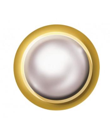 Apvalus su perlo akimi...